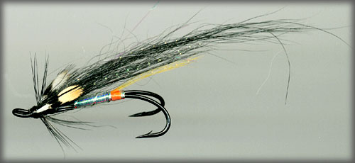 ловля лосося на муху